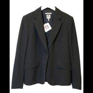 Anne Klein Executive Collection Blazer NWT Size 12